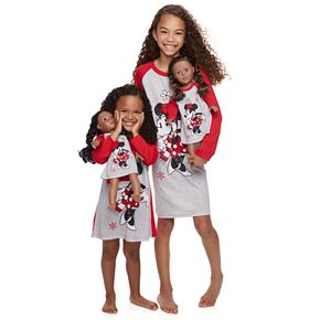 Disney's Mickey & Minnie Mouse Family Pajamas Collection by Jammies For Your Families
