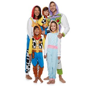 Disney / Pixar's Toy Story 4 One-Piece Pajamas by Jammies For Your Families