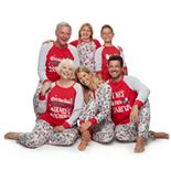 Jammies For Your Families Fun Santa Family Pajamas Collection by Cuddl Duds