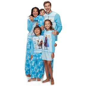 Disney's Frozen Pajama Sets by Jammies For Your Families