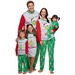 Jammies For Your Families Jolly Grinch Family Pajamas Collection