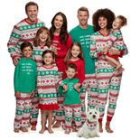 Jammies For Your Families We Jingled Family Pajamas Collection