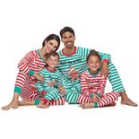 Jammies For Your Families Stripe Baking Family Pajamas Collection by Cuddl Duds