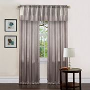 Lush Decor Electra Window Treatments