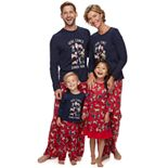 Jammies For Your Families Here Comes Santa Paws Family Pajamas Collection