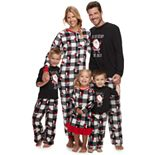 Jammies For Your Families Jolly Santa Family Pajamas Collection