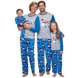 Jammies For Your Families Frosty the Snowman Family Pajamas Collection
