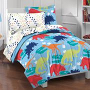 Dream Factory Dinosaur Bed Set