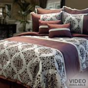 Veratex Royalty 8-pc. Comforter Set