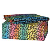 Wild Leopard Sheet Set