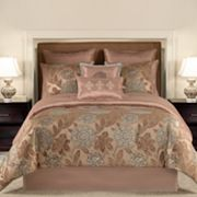 Croft and Barrow 8-pc. Brighton Reversible Comforter Set