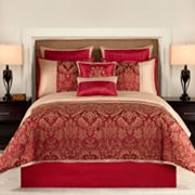 Croft and Barrow 8-pc. El Dorado Reversible Comforter Set