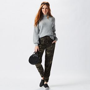 Women's Camo Culture Outfit