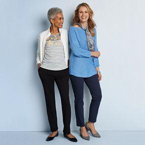 Women's Croft & Barrow® Fall Outfits