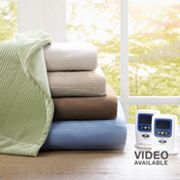 Beautyrest Microfleece Electric Blanket