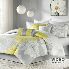 Madison Park Brianna 7-pc. Comforter Set
