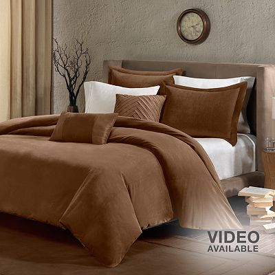 Madison Park Ralston 5-pc. Duvet Cover Set