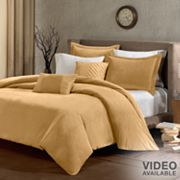 Madison Park Amber 5-pc. Duvet Cover Set