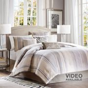 Madison Park Decator 7-pc. Comforter Set