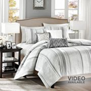 Madison Park Lansing 6-pc. Duvet Cover Set