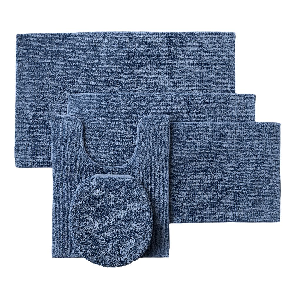 SONOMA Goods for Life  Reversible Cotton Bath Rugs. Bath Rugs   Mats   Bathroom  Bed   Bath   Kohl s