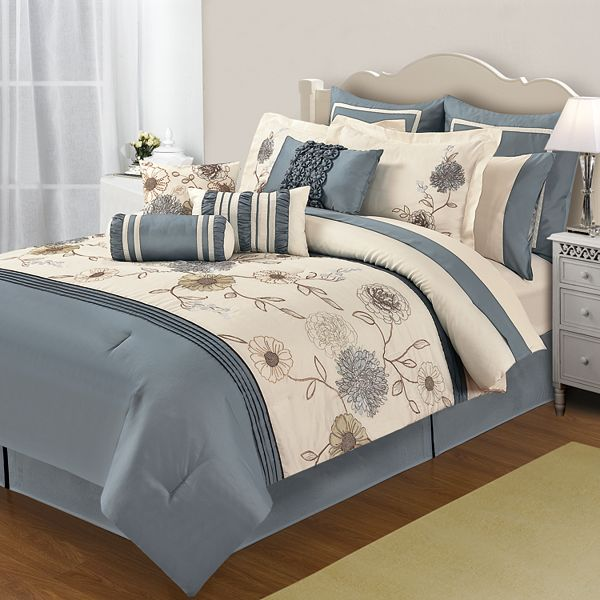 classics adele 20 pc bed set this home classics adele bed set is a