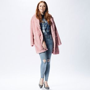 Women's Plaid Meets Pink Outfit