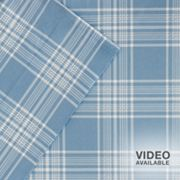Premier Comfort Softspun Leeds Plaid Sheet Set