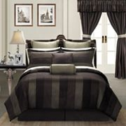 Midnight 24-pc. Bed Set