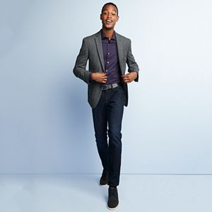 Men's Suit Jacket & Accessories Collection