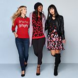 Women's Apt. 9® Holiday Outfits