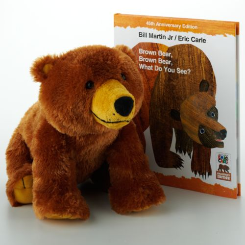 KohlS Cares Bill Martin Jr. And Eric Carle Brown Bear, Brown Bear