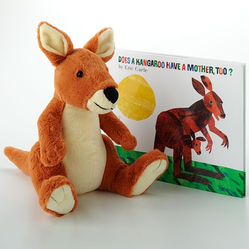 KohlS Cares Eric Carle Does A Kangaroo Have A Mother Too