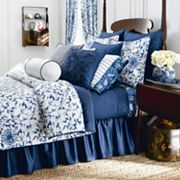 Chaps Camellia 3-pc. Duvet Cover Set