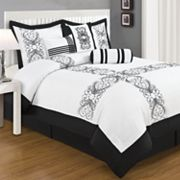 Home Classics Bristol 7-pc. Comforter Set