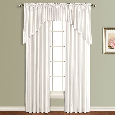 United Curtain Co. Anna Swag Window Treatments