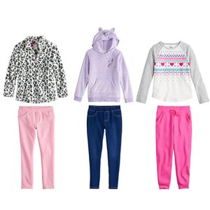 Girls 4-12 Jumping Beans® Fall Separates Collection