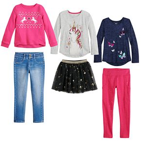 Girls 4-12 SONOMA Goods for Life? Holiday Separates Collection