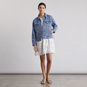 Women's Elizabeth and James Timeless in Denim Outfit