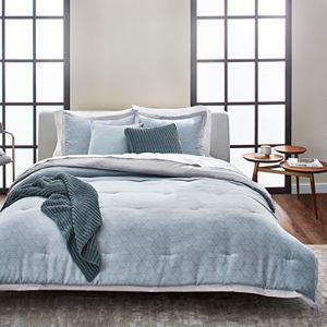 Scott Living Oasis Empire Woven Comforter Set & Throw Pillow Collection