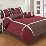 Home Classics Lindon 7-pc. Comforter Set