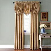 Chaps Preston Damask Lined and Interlined Window Treatments