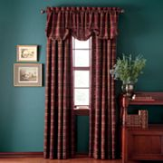 Chaps Yorkshire Plaid Lined and Interlined Window Treatments