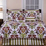 Pointehaven Montgomery Duvet Cover Set