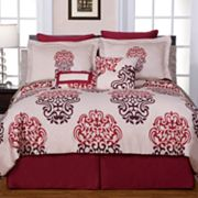Pointehaven Cherry Blossom 8-pc. Comforter Set