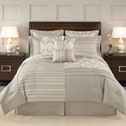 Croft and Barrow Valencia 8-pc. Reversible Comforter Set