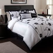 Lush Decor Milione Fiori 7-pc. Comforter Set