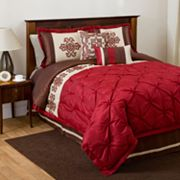 Lush Decor Sienna 6-pc. Comforter Set