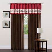 Lush Decor Sienna Window Treatments