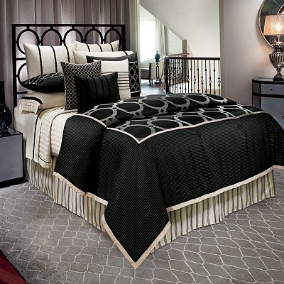 Jennifer Lopez bedding collection Penthouse Suite Bedding Coordinates